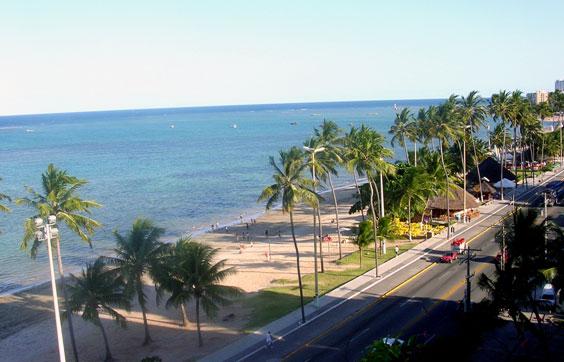 Praia Ponta Verde - Maceió
