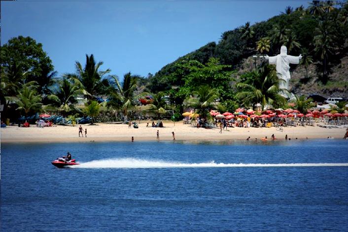 Praia do Cristo - ilheus