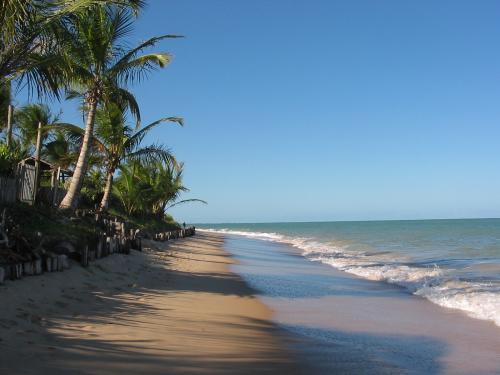 Praia Araçaipe