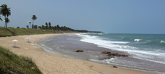 Playa de Costa do Sauipe
