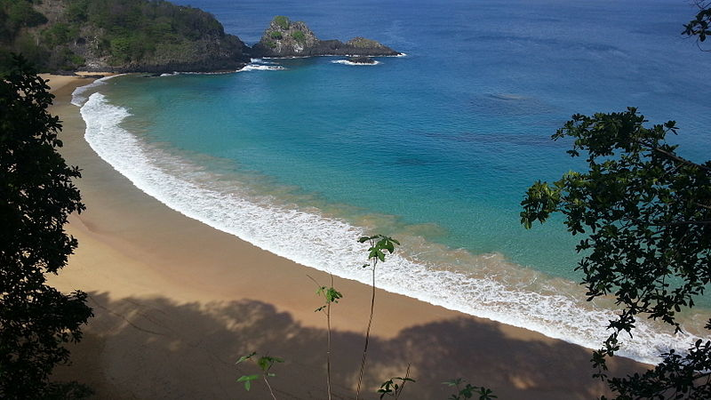 Baia do Sancho - Fernando de Noronha