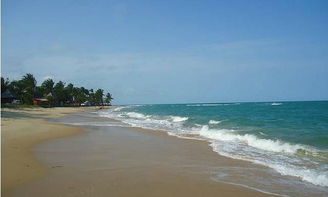 Praia Apaga Fogo - Arraial d'Ajuda