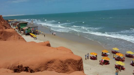 Playa de Canoa Quebrada